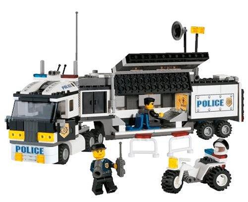 レゴ (LEGO) ワールドシティ ポリストラックステーション 7034