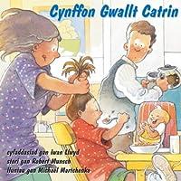 Cynffon Gwallt Catrin