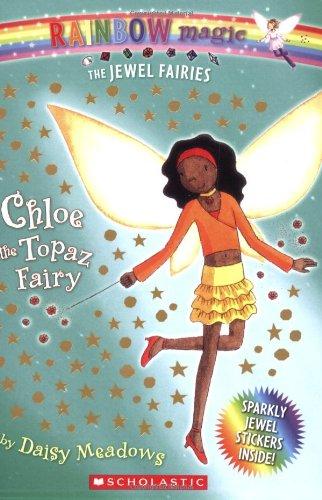 Chloe the Topaz Fairy (Rainbow Magic)の詳細を見る