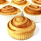 低糖工房 低糖質デニッシュシナモンロール 4個入り【糖質制限中・ダイエット中の方に!】