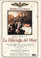 Puccini - La Fanciulla Del West [DVD] [Import]