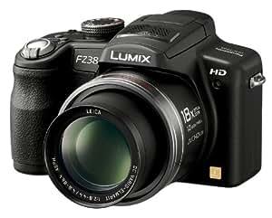 Panasonic デジタルカメラ LUMIX (ルミックス) FZ38 ブラック DMC-FZ38-K