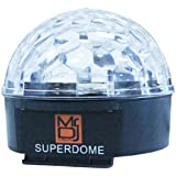 Mr. Dj SUPERDOME LED Crystal Magic Ball with 6 Different Colors [並行輸入品]