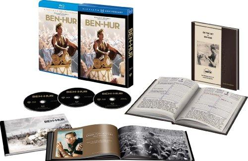 ベン・ハー 製作50周年記念 アルティメット・コレクターズ・...