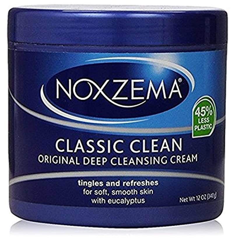 登山家スケート成長The Original Deep Cleansing Cream Noxzema 12 oz Cream For Unisex (並行輸入品)