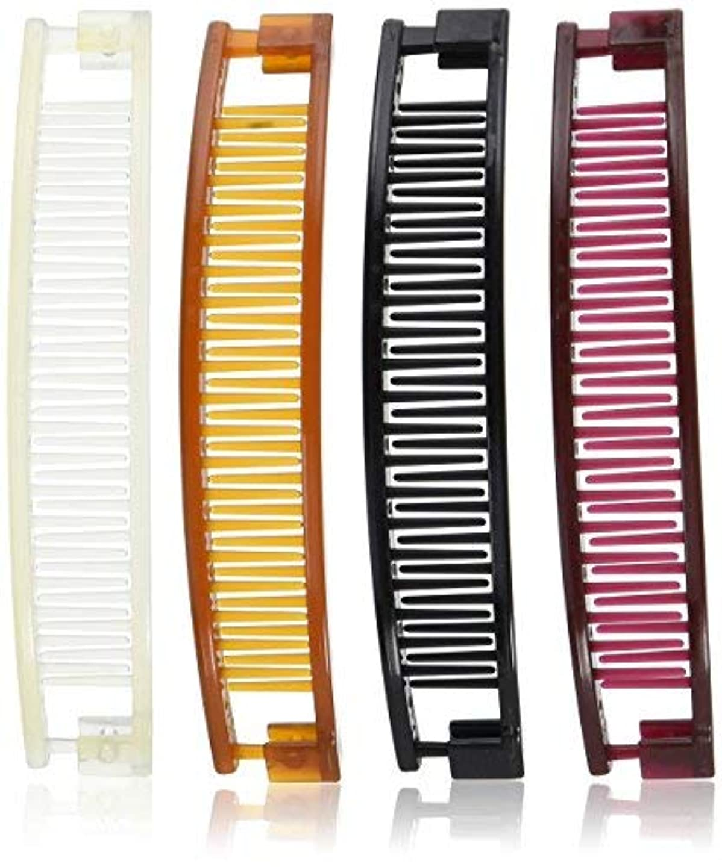 頼む不従順日の出Goody Classics Clincher Comb, 5