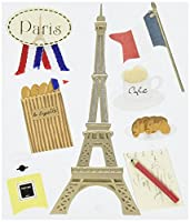 jolees boutique (ジョリーブティック) PARIS JB DESTINATN STCKR SPJE010