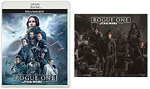 【Amazon.co.jp限定】ローグ・ワン/スター・ウォーズ・ストーリー MovieNEX [ブルーレイ+DVD+デジタルコピー(クラウド対応)+MovieNEXワールド] [Blu-ray](オリジナルステッカー付)