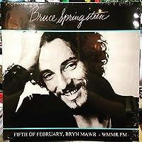 Fifth Of February, Bryn Mawr - WMMR FM [Vinyl] Bruce Springsteen