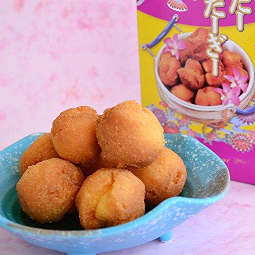 さーたーあんだぎー小箱 プレーン 7個入り ×4箱 しろま製菓 沖縄銘菓のサーターアンダギー 食べやすいサイズでお子様にも大人気
