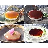 ヤヨイサンフーズ ソフリ 冷凍介護食 おすすめ和風デザート4品セット(450g(45g×10個入)×4パック)