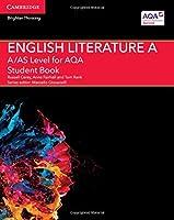 A/AS Level English Literature A for AQA Student Book (A Level (AS) English Literature AQA) by Russell Carey Anne Fairhall Tom Rank(2016-10-27)