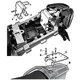 SHAD(シャッド) Y0FJ16ST トップマスターフィッティングキット FJR 1300(06 -15) 1セット