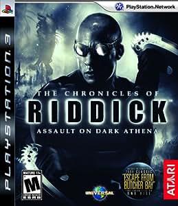 Riddick: Dark Athena