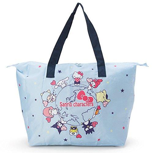 サンリオキャラクターズ 折りたたみバッグ(ワールド)