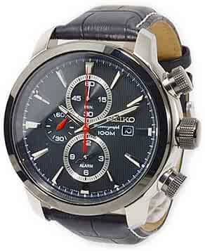 6acb3b313 [Seiko] Seiko Watch Chronograph Alarm SNAF47P2 Men's Overseas Model [Reverse  Import]