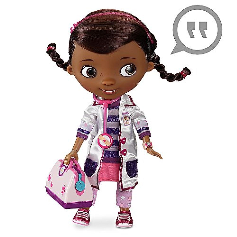 ドックのおもちゃびょういん ドック 【喋る、歌う】 ドール 【日本未発売、USディズニーストア】並行輸入品 ドックはおもちゃドクター 人形
