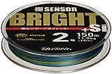 ダイワ(Daiwa) PEライン 棚センサーブライト+Si 150m 2.0号 24lb マルチカラー