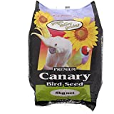 Canary Seed Mix 5kg Bird Food Green Valley Canola Hulled Oats Linseed Pannicum