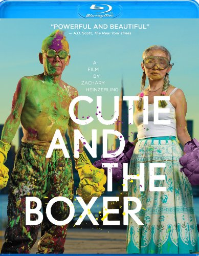 Cutie & The Boxer [Blu-ray] [Import]