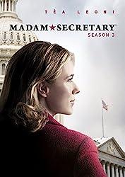 Madam Secretary: Season Three [DVD] [Import]