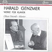 Genzmer - Piano Works