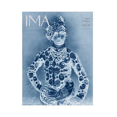 IMA(イマ) Vol.9 2014年8月29日発売号の詳細を見る