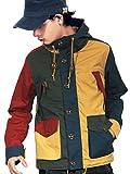 (エイト) 8(eight)9color ナイロン マウンテンパーカー ジャケット アウター XL クレイジー