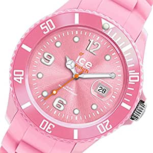 アイスウォッチ フォーエバー クオーツ ユニセックス 腕時計 SI.PK.U.S.09 ピンク [並行輸入品]