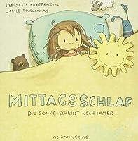 Mittagsschlaf Buch: Kinderbuecher ab 1 Jahr (Bilderbuch ab 1-3 Maedchen und Jungen)