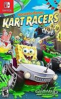 Nickelodeon Kart Racers Nintendo Switch ニコロデオン カートレースナー任天堂スイッチ 北米英語版 [並行輸入品]