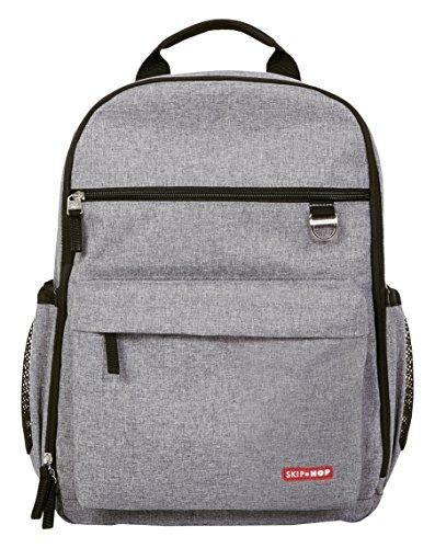 SKIP*HOPスキップホップ DUO Diaper Backpack(機能的大収納マザーズバック)201301