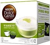 ネスカフェ ドルチェグスト 専用カプセル 宇治抹茶ラテ 8杯分×3箱