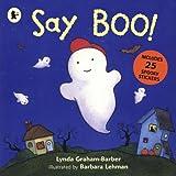 Say Boo (Sticker Book)