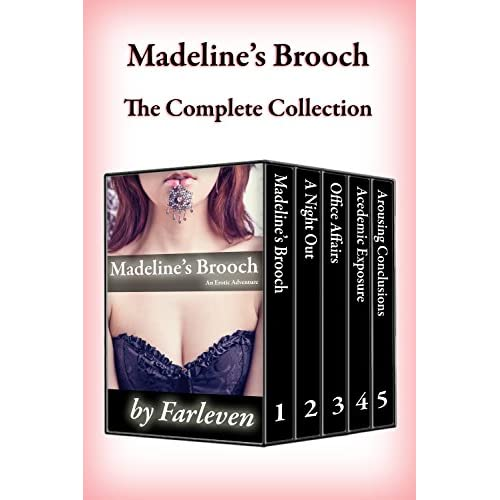 Madeline's Brooch - The Complete Collection (English Edition)