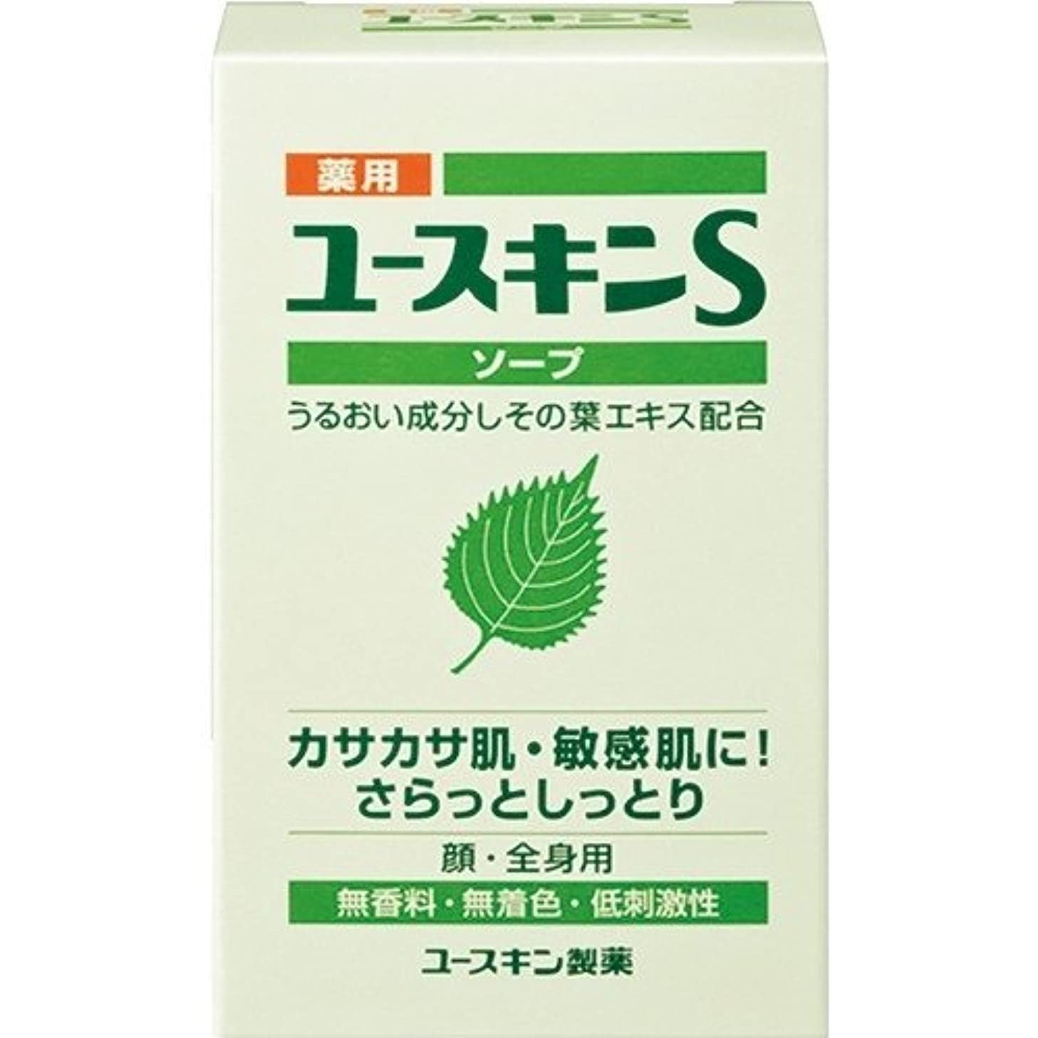 パーツ戸棚過敏な薬用ユースキンSソープ