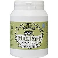ターナー色彩 アクリル絵具 ミルクペイント for ガーデン クラウディーブルー MKG45327 450ml