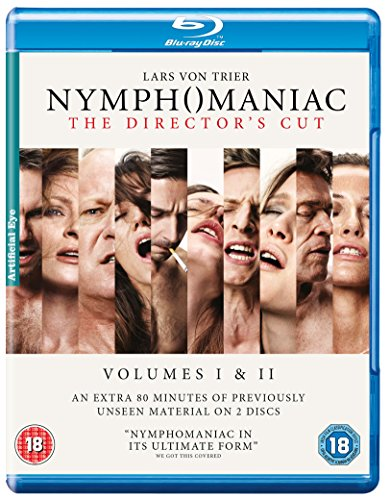 Nymphomaniac The Directors Cut [Blu-ray] [Import]