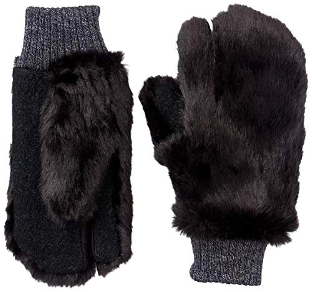 程度パラナ川小説[エヴォログ] スマホ対応手袋 BEAR LET 2370 BLACK 日本 M (日本サイズM相当)