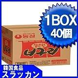 ノグリラーメン 1Box 40個/韓国食品/韓国食材/韓国ラーメン/辛ラーメン/ラーメン/インスタントラーメン (ノグリラーメン 1Box 40個)