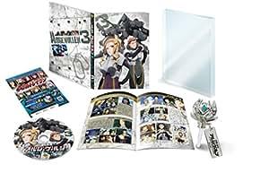 白銀の意思アルジェヴォルン 第3巻(初回生産限定版) [Blu-ray]