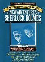 NEW ADVENTURES OF SHERLOCK HOLMES III (New Adventures of Sherlock Holmes/Audio Cassette)