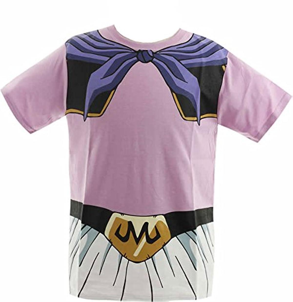 第三推測近々ドラゴンボールZ 大人メンズ なりきり 半袖Tシャツ【12893254】
