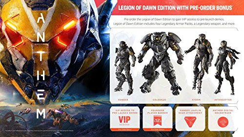Arts(World) Electronic Arts(World) Electronic Arts(World) Anthem - Legion Of Dawn Edition (輸