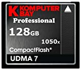 Best Komputerbay CFカード - Komputerbay 128ギガバイト 専門家 コンパクトフラッシュカード CF 1050X 160メガバイト/秒 極端なスピード Review