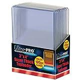 ウルトラプロ トップロードホルダー 極厚型カード用 (120Point) BOX (10枚入り)