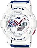 [カシオ]CASIO 腕時計 BABY-G White Tricolor Series BGA-185TR-7AJF レディース