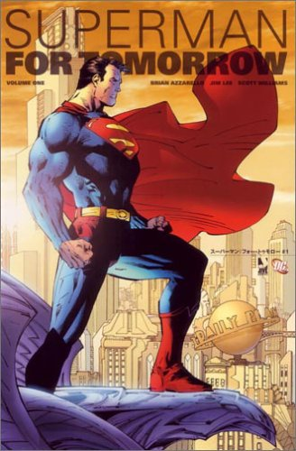 スーパーマン:フォー・トゥモロー (#1) (JIVE AMERICAN COMICSシリーズ)の詳細を見る