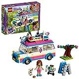 LEGO Friends Olivia's Mission Vehicle 41333 Building Kit (223 Piece)