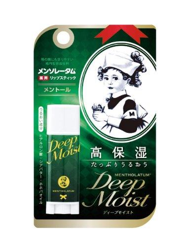【医薬部外品】メンソレータム ディープモイスト メントール 4.5g